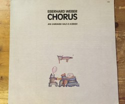 eberhard weber / chorus LP