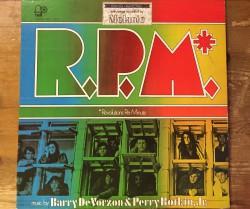 original soundtrack / R.P.M - revolutions per minute LP