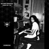 riccardo sinigaglia / works 1976-1981 : scorrevole LP
