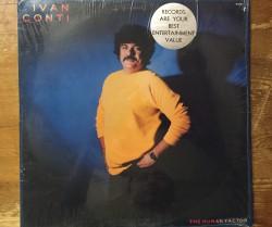 ivan conti / the human factor LP