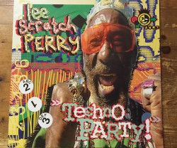 lee scratch perry  / techno party LP