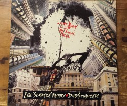lee scratch perry & dub syndicate / time boom x de devil dead LP