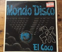 el coco / mondo disco LP