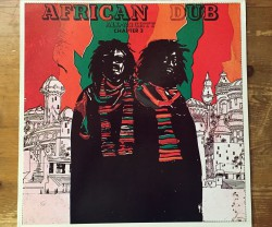 joe gibbs & the professionals  / african dub chapter 3 LP