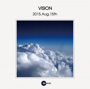 "2015.8.15(sat.) ""VISION"""