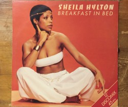 sheila hylton / breakfast in bed 12""