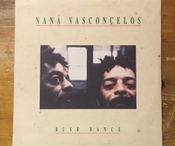 nana vasconcelos / bush dance LP