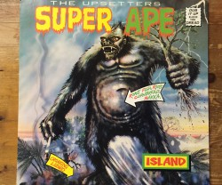 the upsetters / super ape LP