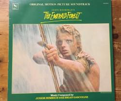 junior homrich and brian gascoigne  (original soundtrack) / the emerald forest LP