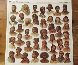 duke ellington  / the afro-eurasian eclipse LP