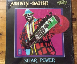 ashwin batish / sitar power LP