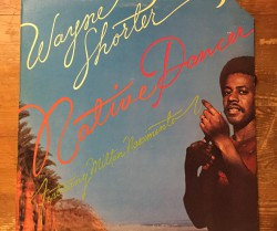 wayne shorter / native dancer LP