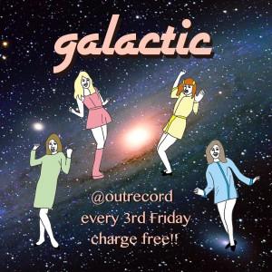 """2015.11.20(fri.) """"galactic"""""""