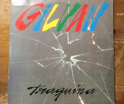 gilvan de oliveira / traquina LP