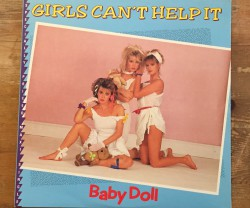 """girls can't help it / baby doll 12"""""""