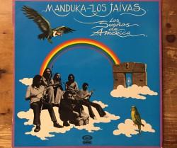 manduka & los jaivas  / los suenos de america LP