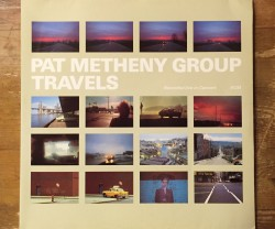 pat metheny group / travels 2LP