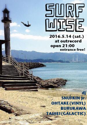 """2016.5.14(sat.) """"SURF WISE"""""""