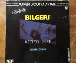 bilgeri  / video life (long version) 12""