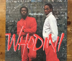 whodini / rap machine 12""