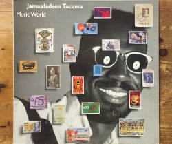 jamaaladeen tacuma / music world LP