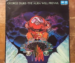 george duke / the aura will prevail LP