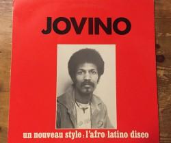 jovino / l'afro latino disco LP