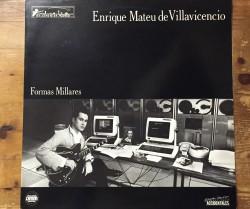 enrique mateu de villavicencio  / formas millares LP
