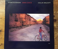 steve eliovson, collin walcott / dawn dance LP