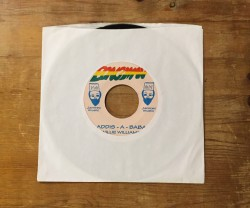 willie williams / addis a baba 7""