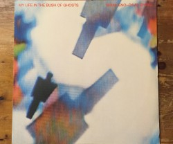 brian eno & david byrne  / my life in the bush of ghosts LP