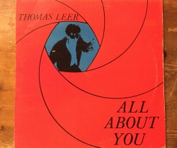 thomas leer / all about you 12""
