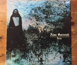 alan sorrenti / aria LP