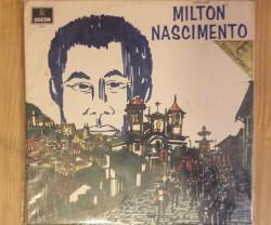 milton nascimento / s.t. (1969) LP