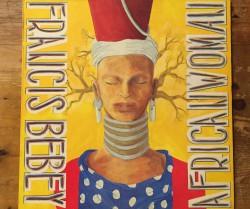 francis bebey / african woman LP