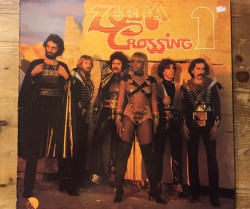 zebra / crossing LP
