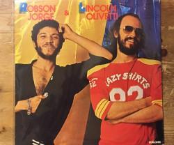 robson jorge & lincoln olivetti / s.t. LP