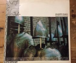 adalberto cevasco / pajaros electricos LP